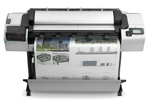 HP Designjet T2300ps eMultifunction