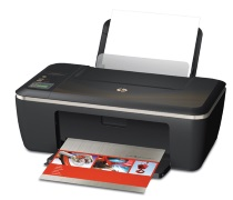 HP Deskjet Ink Advantage 2520hc AiO