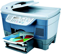 HP Officejet D125xi